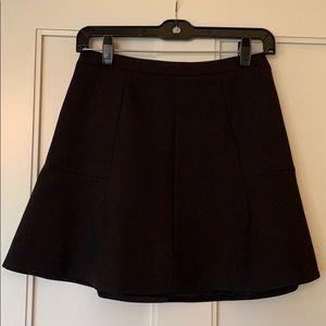 Black J.Crew skirt great for work!